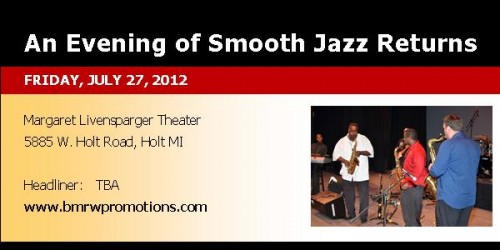 An Evening of Smooth Jazz Returns in 2012