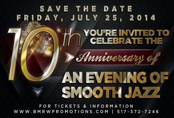 10th Anniversary - Save the Date