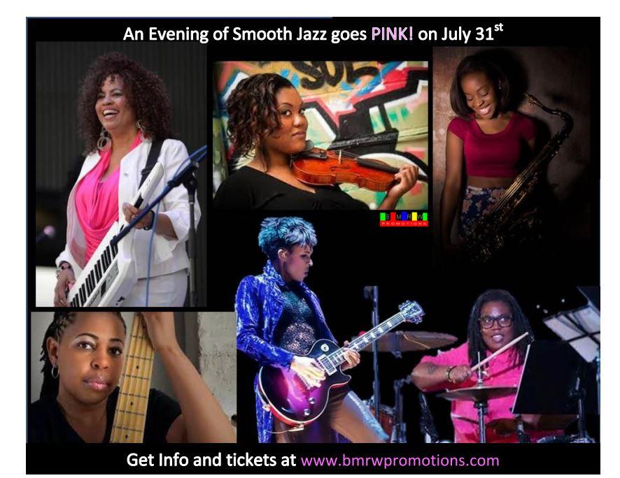 AEOSJ 2goes Pink on July 31st