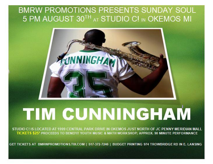 Sunday Soul at Studio C Tim Cunningham 08302015