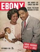Sarah Vaughan, Clyde Atkins & Debrah Lois 1961