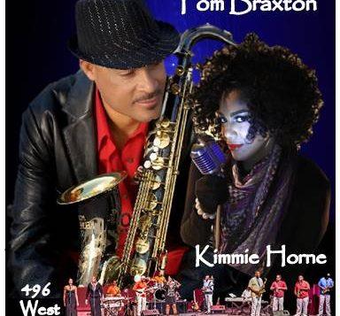 Tom Braxton + Kimmie Horne + 496 West